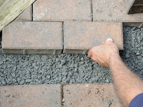 Consider incorporating hardscape into a master plan