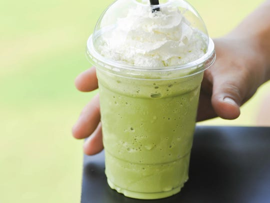 Matcha Frappuccino, anyone? The Times will pass heading