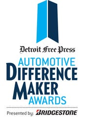 The Detroit Free Press Automotive Difference Maker Awards presented by Bridgestone.