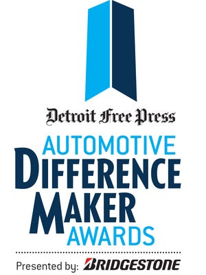 The Detroit Free Press Automotive Difference Maker Awards are presented by Bridgestone.