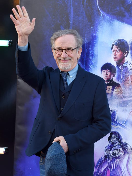 """AP WORLD PREMIERE OF """"READY PLAYER ONE"""" A ENT USA CA"""