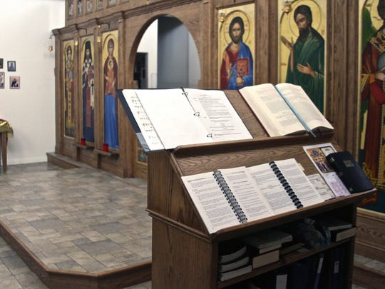 Located in Thousand Palms, St. Raphael Orthodox Christian Church was founded by a family of Syrian refugees.