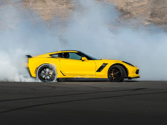 Test Drive Corvette Z06 Wow