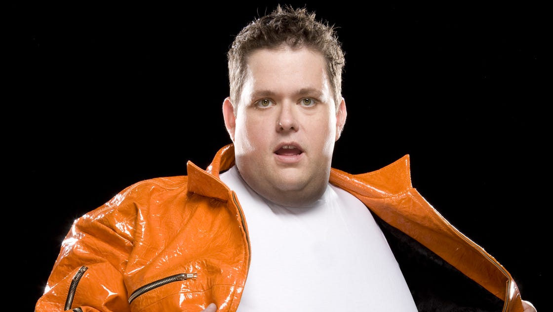 IMG RALPHIE MAY, Comedian