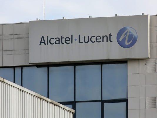 AP France Alcatel Lucent Job Cuts