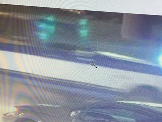 This is a photograph of the vehicle that was towing