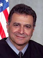 Greece Town Justice Vincent Campbell