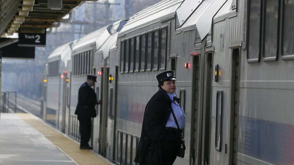 NJ Transit is experiencing delays this morning.