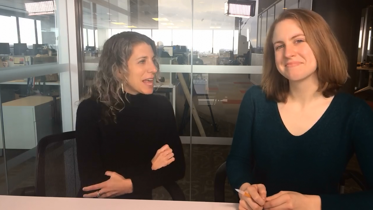 Free Press engagement editor Emilie Stigliani and reporter April McCullum discuss the morning's top stories