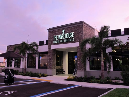 The Warehouse Cuisine and Cocktails recently opened