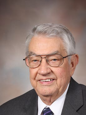 Harry Wampler died Thursday at the age of 81. The Lenior City native is on the city council election ballot.