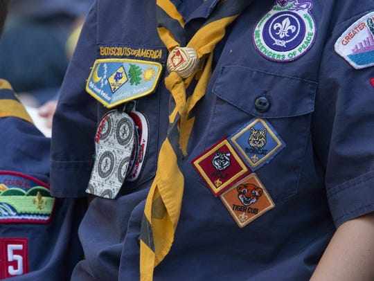 The Boy Scouts of America has declined to comment on