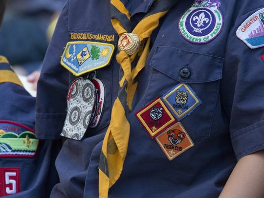 The Boy Scouts of America has declined to comment on allegations that it did not report an incident of sexual abuse to local authorities.