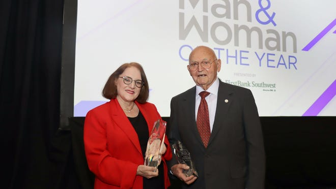 Beth Duke and Paul Engler were the 2019 honorees of the Woman and Man of the Year awards by AGN Media. AGN Media is currently accepting nominations for its 2020 Man and Woman of the Year as well as its Citizens on the Move awards, which recognize members of the community age 45 and younger who are making a positive impact in Amarillo.