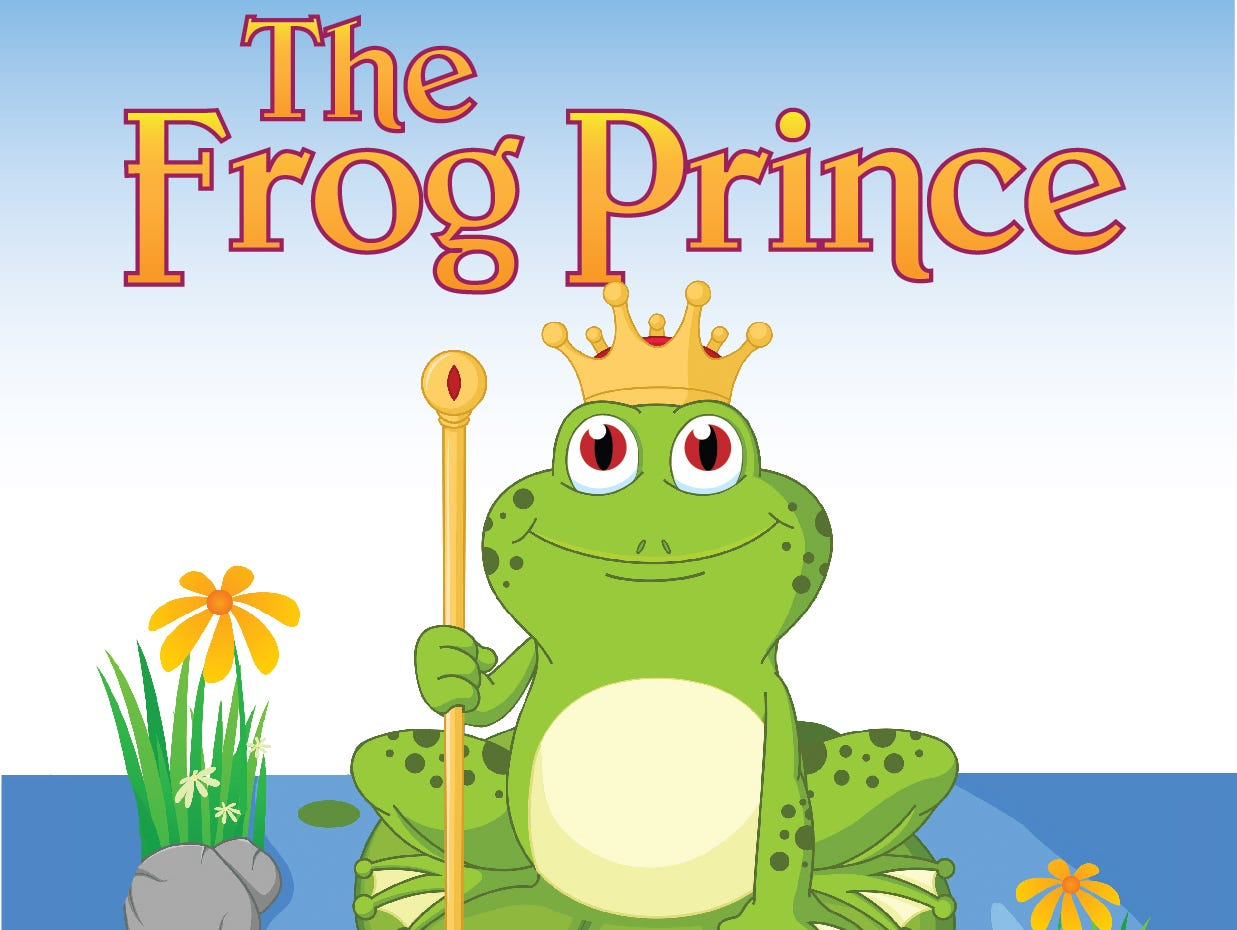 "Insiders get $10 off ticket to any performance of ""The Frog Prince"" at RAPA. Runs 7/14-7/29."