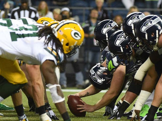 Seahawks vs. Packers