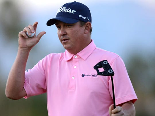 Jason Dufner won the PGA Tour's CareerBuilder Challenge