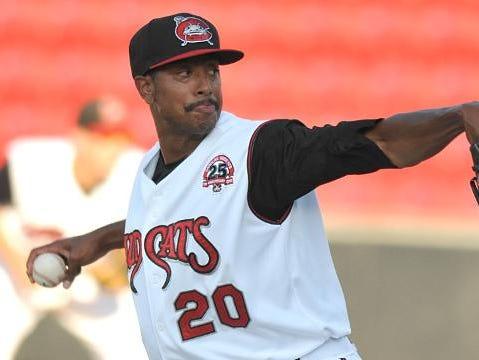 Roberson alum Justin Jackson has previously been part of the Toronto Blue Jays and Atlanta Braves organizations.