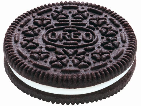 NABISCO Oreo cookie