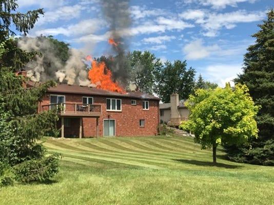 FRM 1 smithfield fire