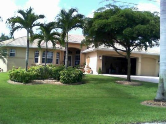 This home at 2838 SW 51st St., Cape Coral, sold for $885,000.