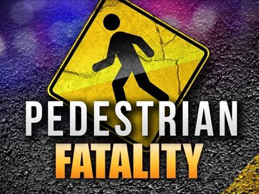 Pedestrian fatality