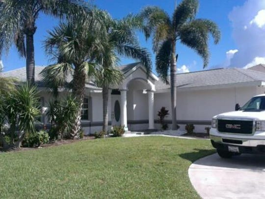 This home at 1815 SE 45th St., Cape Coral, recently sold for $535,000.