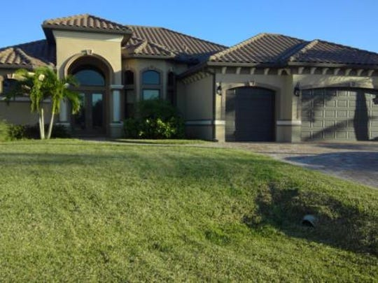 This home at 1733 SW 44th Terrace, Cape Coral, recently