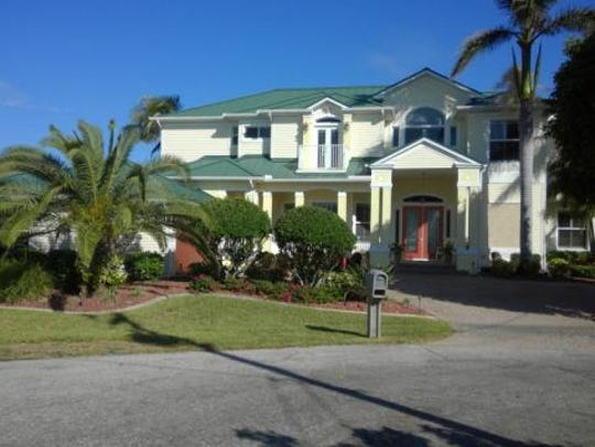 This home at 4901 SW 8th Court, Cape Coral, recently