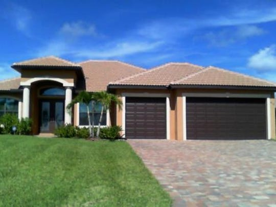 This home at412 NW 36th Ave., Cape Coral, recently