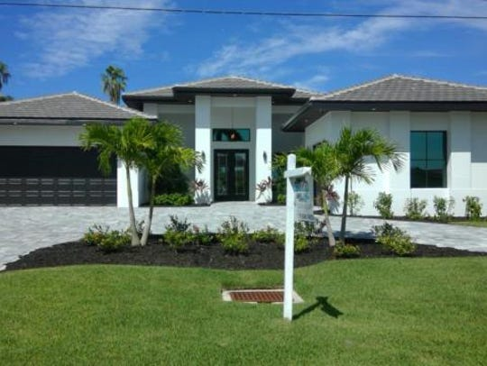 This home on Tamiami Court in Cape Coral recently sold