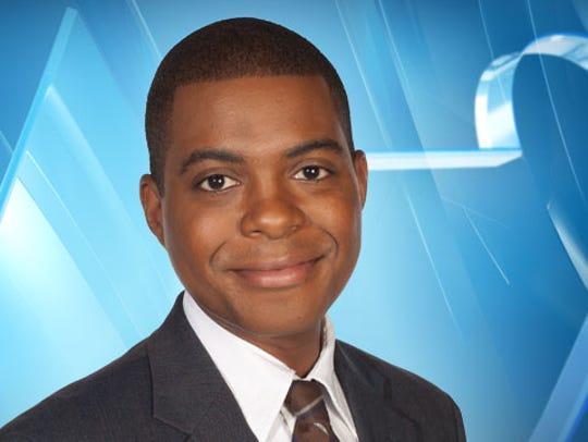 Joseph Pleasant left News 2 in 2017 to become spokesman