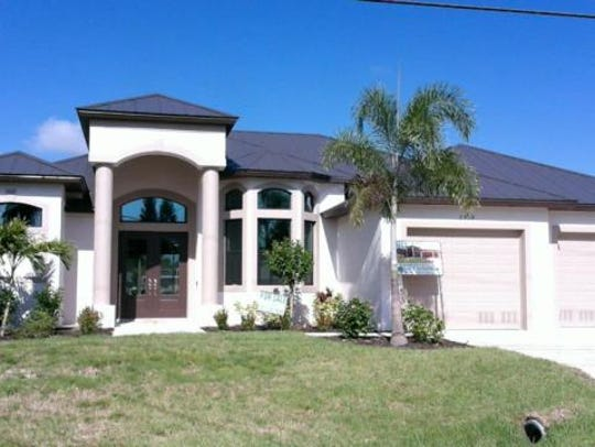 This home at 2508 SE 25th Ave., Cape Coral, recently