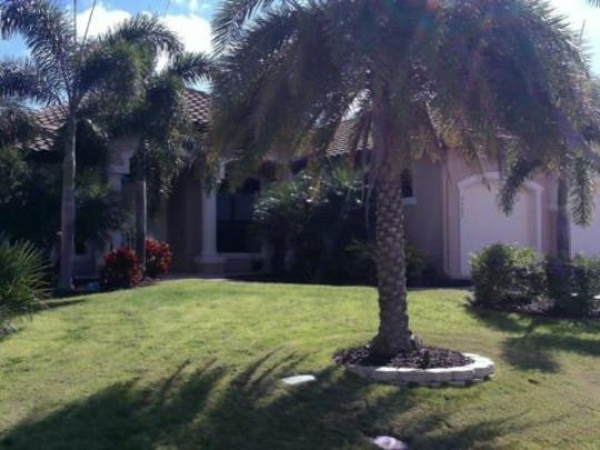 This home at 2523 SE 23RD PLACE, Cape Coral, recently