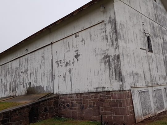 A barn that sits on 49 acres purchased by Dover Township in 2011 is part of an overall public park redevelopment master plan. (Submitted)
