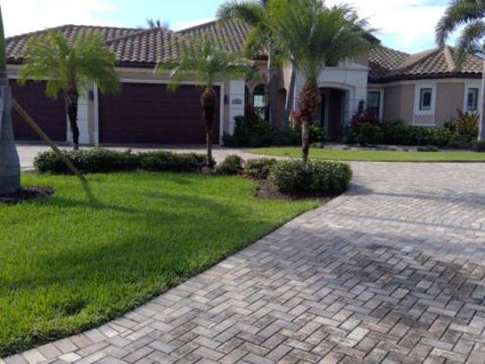This home at 722 SW 49th Lane, Cape Coral, recently