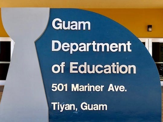 After a nearly two-year construction and permitting delay, a new two-story building could finally be used as Guam Department of Education central offices at Tiyan by June.