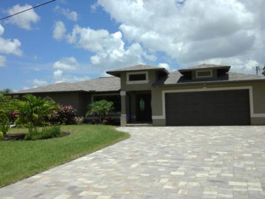 This home at 715 Coral Drive, Cape Coral, recently sold for $750,000.