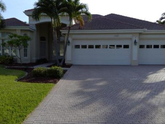 This home at 1163 SW 57th St., Cape Coral, recently