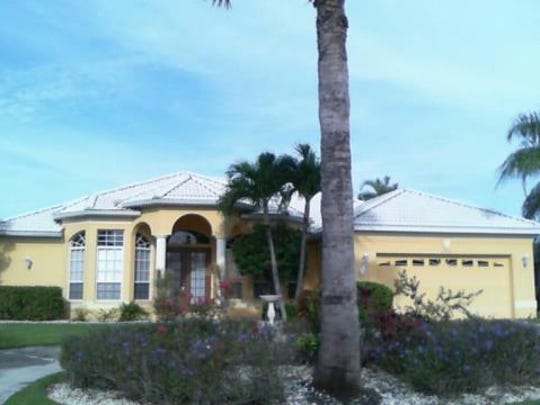This home at 4928 SW 9th Place, Cape Coral, recently