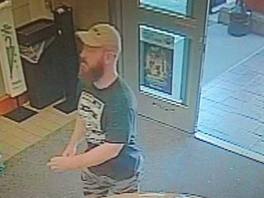 Brevard law enforcement seeking information on this subject.