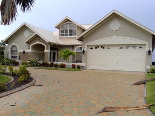 This home at 1638 Edith Esplanade, Cape Coral, recently sold for $1.134 million.