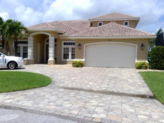This home at 2728 SE 22nd Ave., Cape Coral, recently