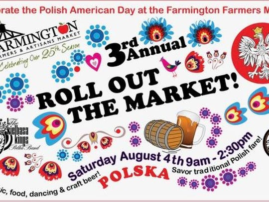 A Polish fest is set for Saturday at the Farmington