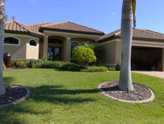 This home at 2823 SW 40th St., Cape Coral, recently
