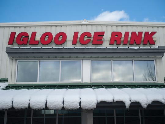 The Players Academy, an ice hockey training center, is housed in the Igloo ice rink in Mount Laurel.