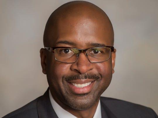 Rodney D. Bennett, president of Southern Mississippi.