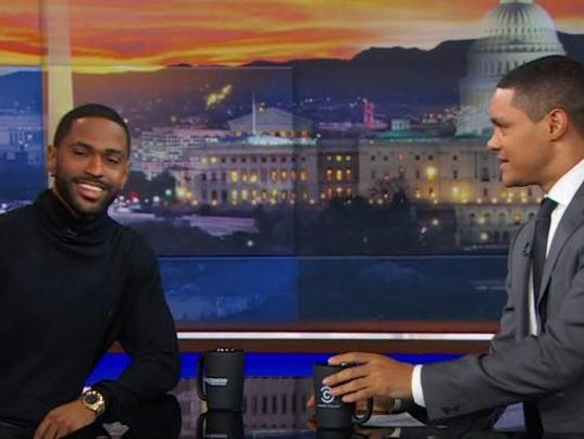 big sean on daily show