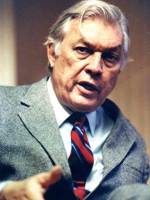 Former Congressman Robert Kastenmeier