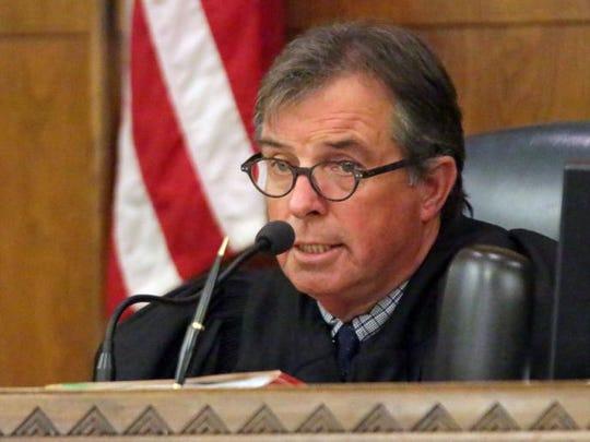 Judge L. Edward Stengel will oversee Sheboygan County's